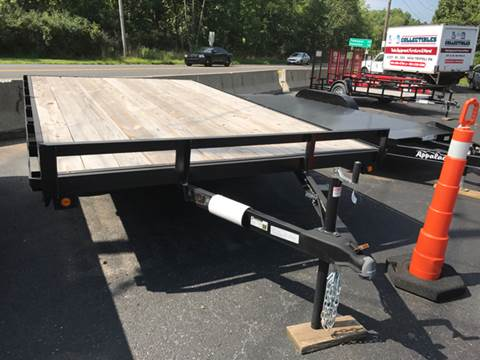 2016 MENTZER DECK OVER 14ft., 7000lb.