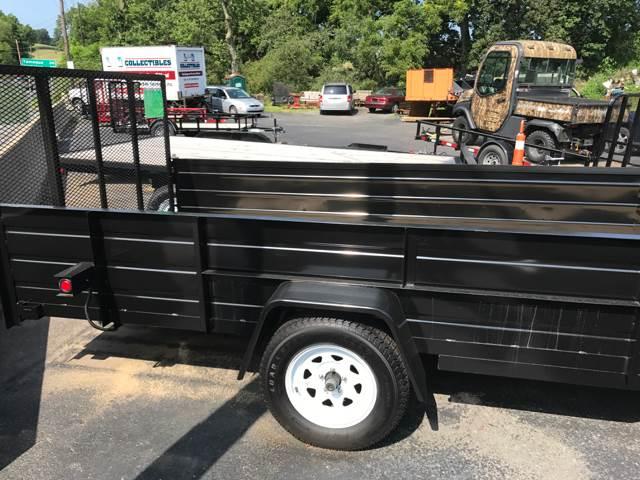 2017 MENTZER LANDSCAPE 14ft. for sale at Lee Miller Used Cars & Trucks Inc. in Germansville PA