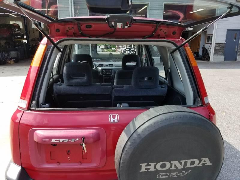 1999 Honda CR-V for sale at Lee Miller Used Cars & Trucks Inc. in Germansville PA