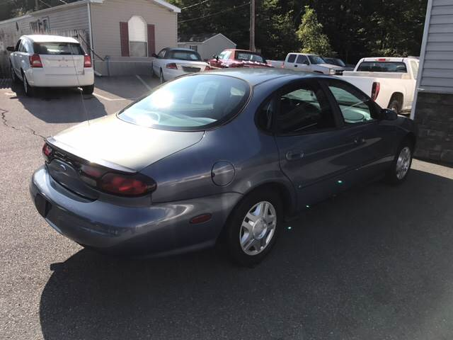 1999 Ford Taurus for sale at Lee Miller Used Cars & Trucks Inc. in Germansville PA
