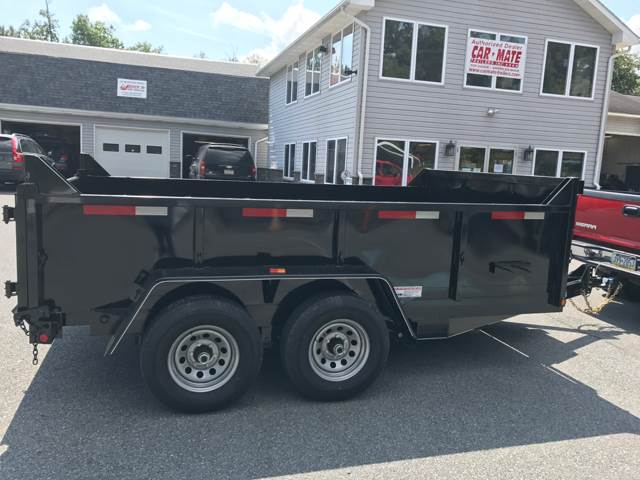 2018 Appalachian Dump Trailer for sale at Lee Miller Used Cars & Trucks Inc. in Germansville PA