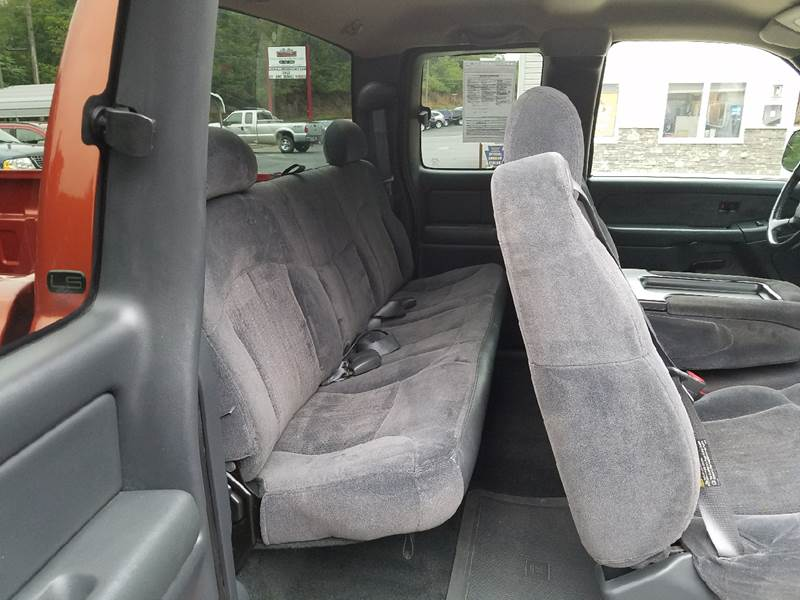 2001 Chevrolet Silverado 1500 for sale at Lee Miller Used Cars & Trucks Inc. in Germansville PA