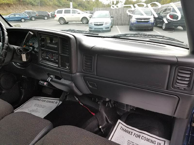 2000 Chevrolet Silverado 1500 for sale at Lee Miller Used Cars & Trucks Inc. in Germansville PA