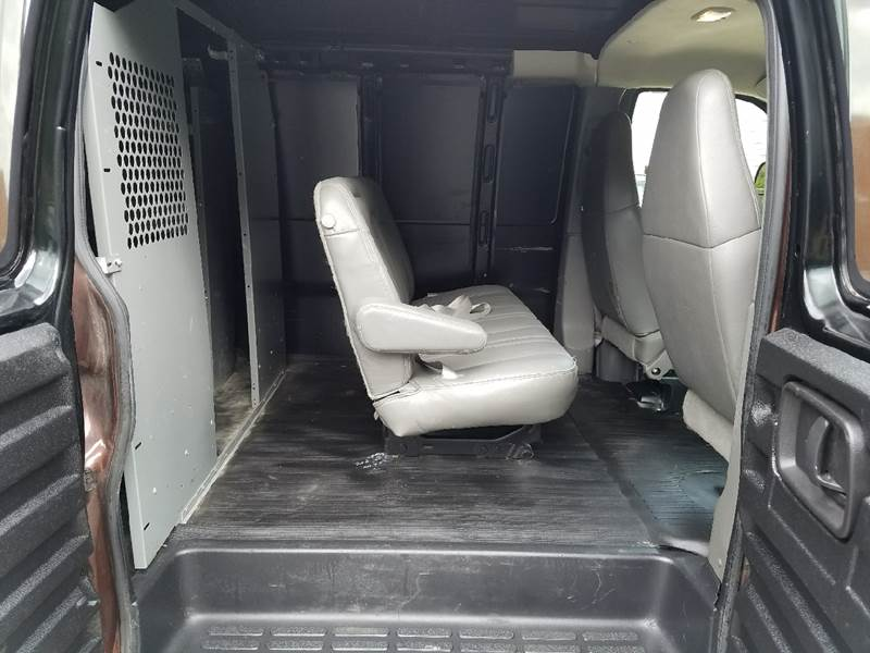 2008 Chevrolet Express Cargo for sale at Lee Miller Used Cars & Trucks Inc. in Germansville PA