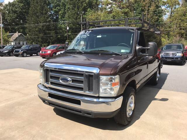 2008 Ford E-Series Cargo for sale at Lee Miller Used Cars & Trucks Inc. in Germansville PA