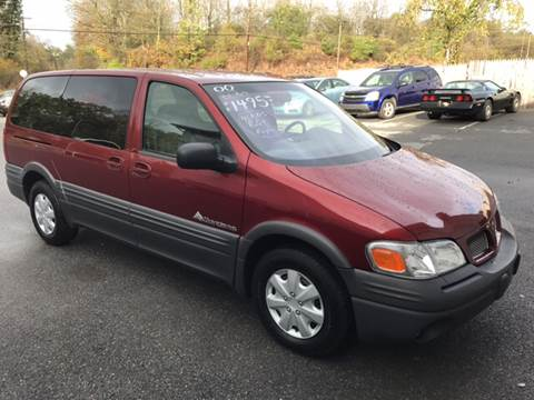 2000 Pontiac Montana for sale in Germansville, PA