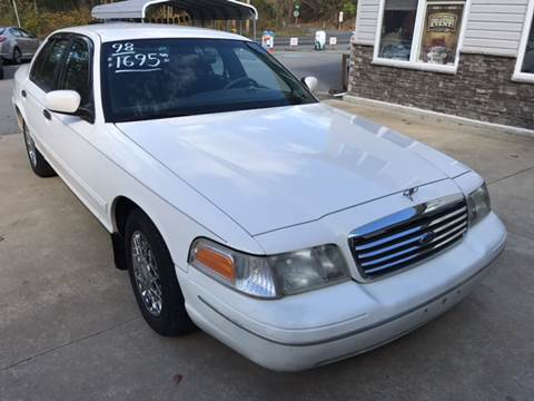 1998 Ford Crown Victoria for sale in Germansville, PA