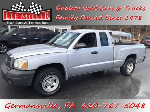 2005 Dodge Dakota for sale in Germansville, PA