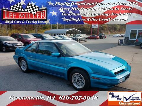 1992 Pontiac Grand Prix for sale in Germansville, PA