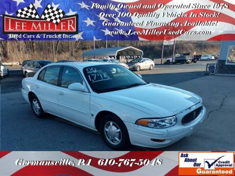 2000 Buick LeSabre Custom for sale at Lee Miller Used Cars & Trucks Inc. in Germansville PA