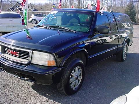 2003 GMC Sonoma for sale in Monroe Township, NJ