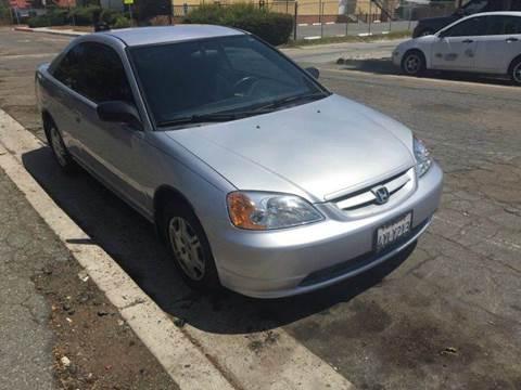 2002 Honda Civic $3,999