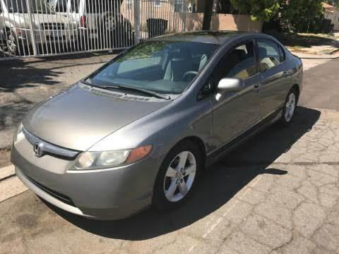 2006 Honda Civic Ex 4dr Sedan Wmanual In San Diego Ca Auto Mart