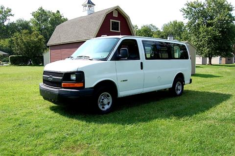 2006 Chevrolet Express Passenger for sale in New Hope, PA