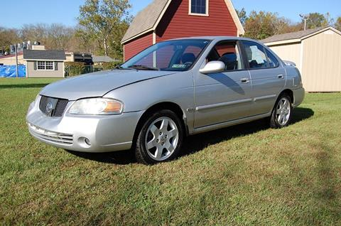 2006 Nissan Sentra for sale in New Hope, PA