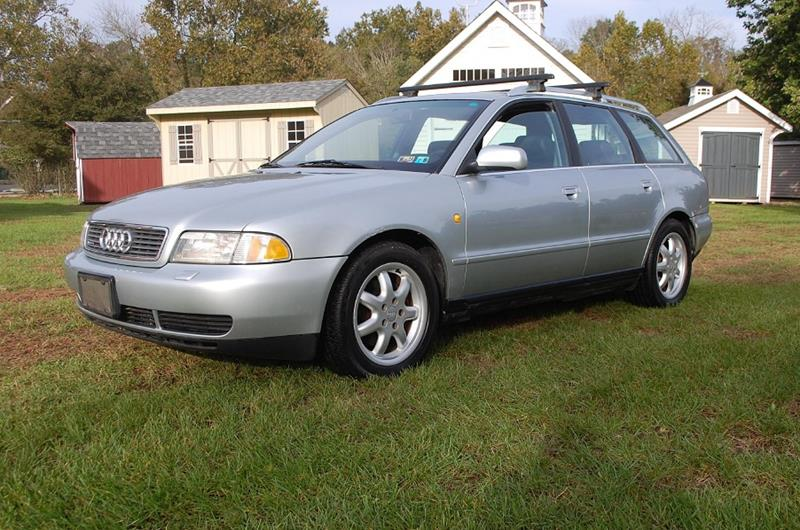 1998 Audi A4 Awd 4dr 28 Avant Quattro Wagon In New Hope Pa New