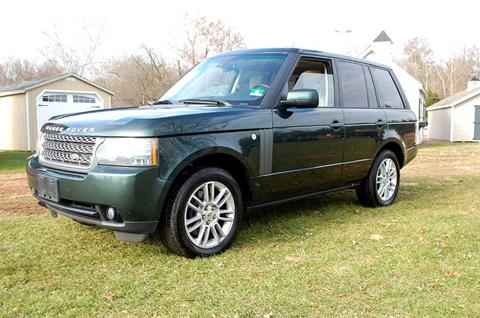 2010 Land Rover Range Rover for sale in New Hope, PA