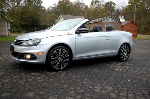 Vw For Sale >> Used Volkswagen Eos For Sale Carsforsale Com