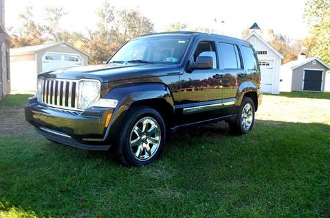 2008 Jeep Liberty for sale in New Hope, PA