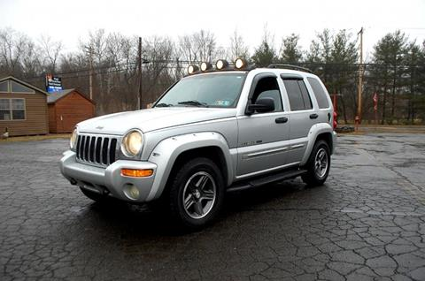 2003 Jeep Liberty for sale in New Hope, PA