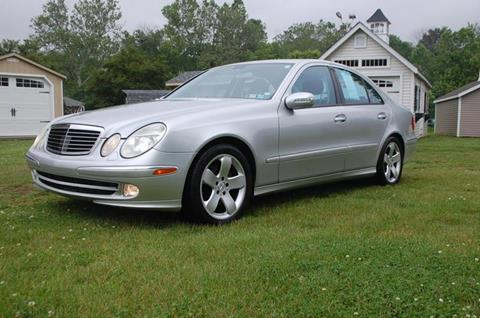 2003 Mercedes-Benz E-Class for sale in New Hope, PA