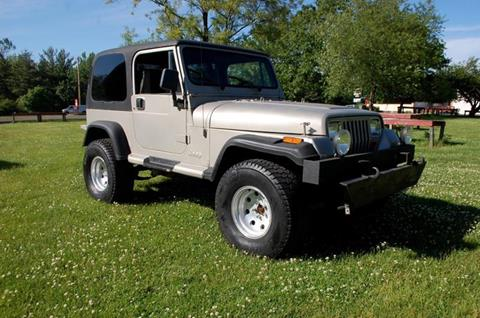 1988 Jeep Wrangler for sale in New Hope, PA