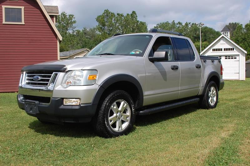 2007 Ford Explorer Sport Trac XLT 4dr Crew Cab 4WD V6 In New Hope PA