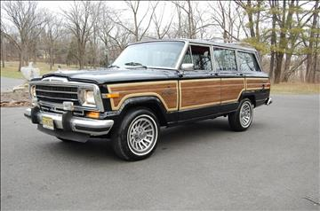 1989 Jeep Grand Wagoneer for sale in New Hope, PA