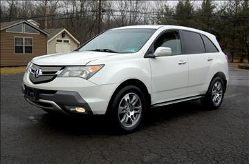 2007 Acura MDX for sale in New Hope, PA