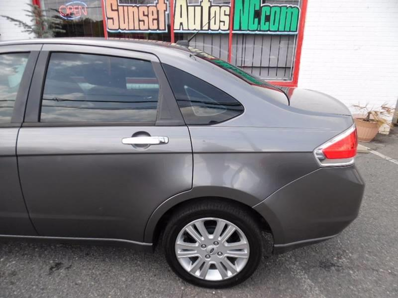 2010 Ford Focus SEL 4dr Sedan - Charlotte NC