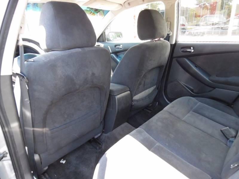2009 Nissan Altima 2.5 S 4dr Sedan CVT - Charlotte NC