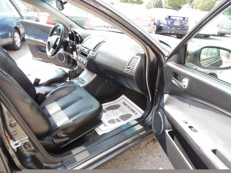 2005 Nissan Altima 3.5 SL 4dr Sedan - Charlotte NC