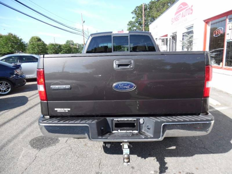 2005 Ford F-150 4dr SuperCab XLT 4WD Styleside 6.5 ft. SB - Charlotte NC