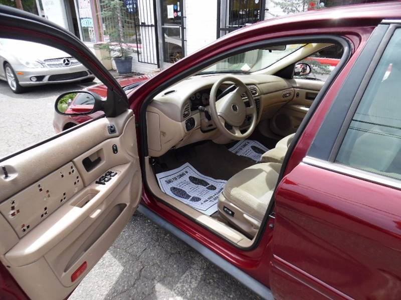 2004 Mercury Sable GS 4dr Sedan - Charlotte NC