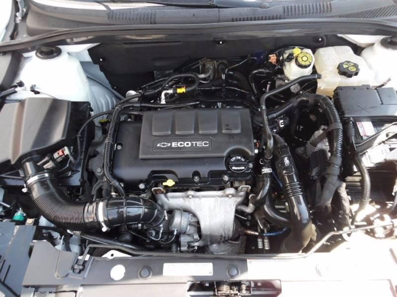 2012 Chevrolet Cruze LTZ 4dr Sedan w/1LZ - Charlotte NC