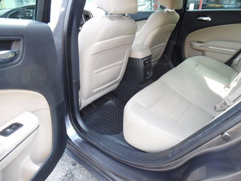 2013 Dodge Charger AWD SXT Plus 4dr Sedan - Charlotte NC
