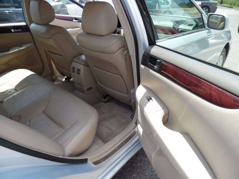 2002 Lexus ES 300 4dr Sedan - Charlotte NC