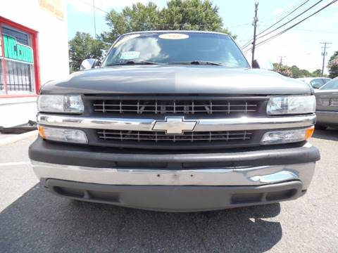 2001 Chevrolet Silverado 1500