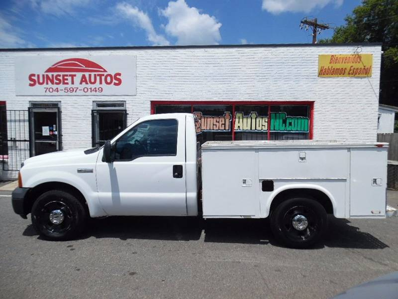 2006 Ford F-250 Super Duty XL 2dr Regular Cab LB - Charlotte NC