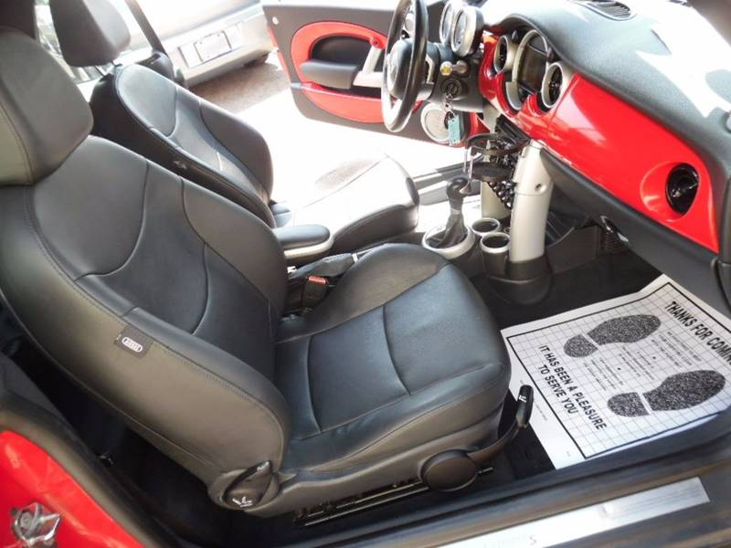 2008 MINI Cooper S 2dr Convertible - Charlotte NC