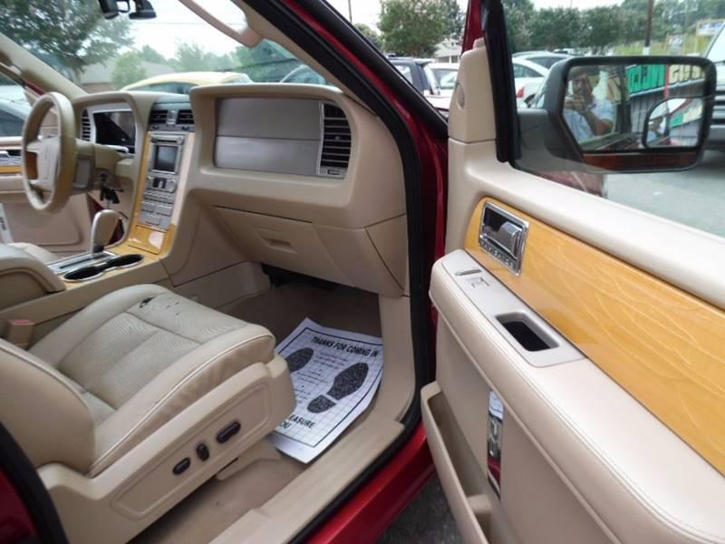 2007 Lincoln Navigator Ultimate 4dr SUV 4WD - Charlotte NC