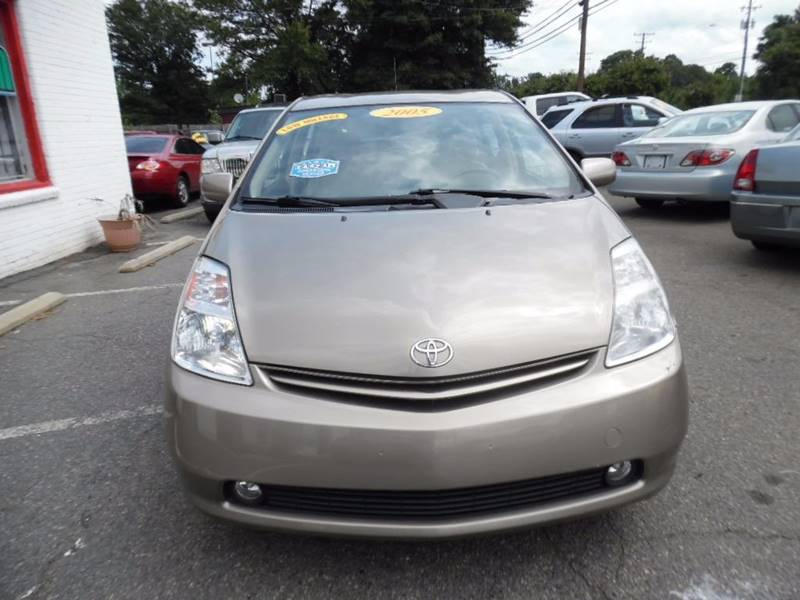 2005 Toyota Prius 4dr Hatchback - Charlotte NC