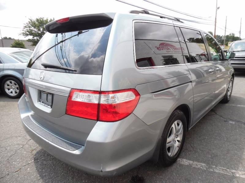 2007 Honda Odyssey EX-L 4dr Mini-Van - Charlotte NC
