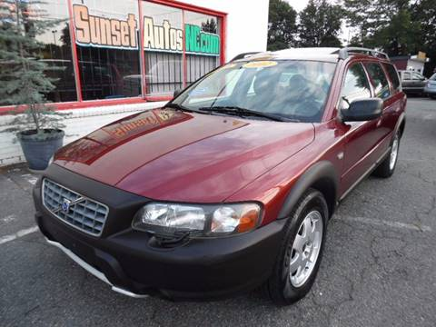 2002 Volvo XC for sale in Charlotte, NC
