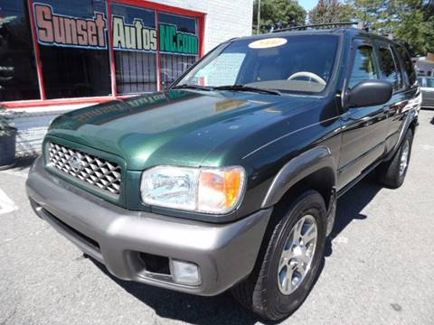 2000 Nissan Pathfinder for sale in Charlotte, NC
