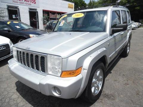2007 Jeep Commander for sale in Charlotte, NC