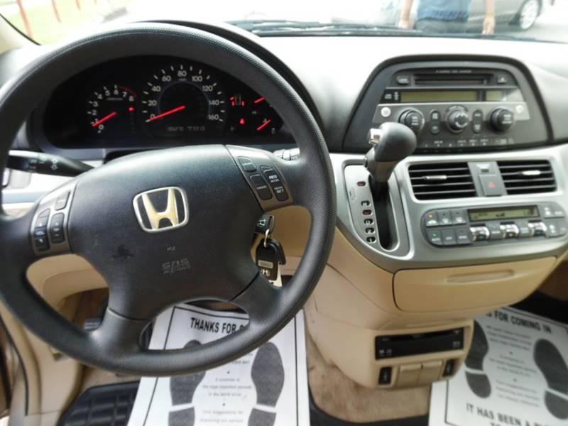 2005 Honda Odyssey EX-L 4dr Mini-Van w/DVD In Charlotte NC ...