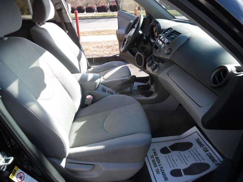 2007 Toyota Rav4 4dr SUV I4 In Charlotte NC - Sunset Auto