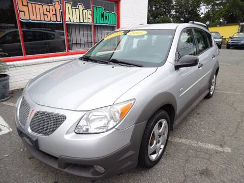 2005 Pontiac Vibe for sale in Charlotte, NC