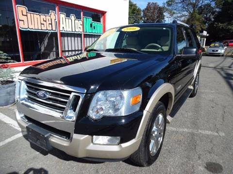 2006 Ford Explorer for sale in Charlotte, NC